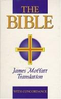 Bible James Moffatt Translation