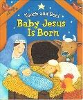 Baby Jesus Is Born Touch And Feel