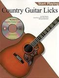 Start Playing Country Guitar Licks