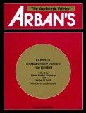 Arban's Complete Conservatory Method for Trumpet (Cornet) or Eb Alto, Bb Tenor, Baritone, Eu...