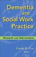 Social Work Practice and Dementia