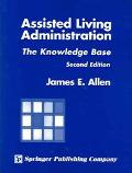 Assisted Living Administration Knowledge Base