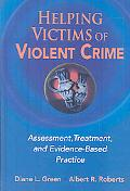 Helping Victims of Violent Crime
