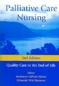 Palliative Care Nursing quality Care to the End of LIfe