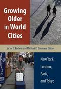 Growing Older In World Cities New York, London, Paris, And Tokyo
