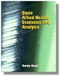 Basic Allied Health Statistics+analysis