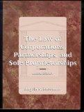 The Law of Corporations, Partnerships, and Sole Proprietorships