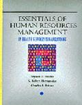 Essentials of Human Resources Management In Health Services Organizations