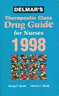 Delmar's Therapeutic Drug Guide for Nurses 1998