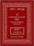 The Commentator's Bible: The Jps Miqra'ot Gedolot: Leviticus