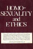 Homosexuality and Ethics - Edward Batchelor,Jr. - Paperback - REVISED