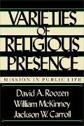 Varieties of Religious Presence