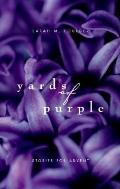 Yards of Purple Stories for Advent