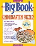 Big Book of Kindergarten Puzzles