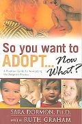 So You Want to Adopt... Now What? A Practical Guide for Navigating the Adoption Process
