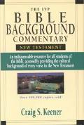 Ivp Bible Background Commentary New Testament
