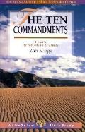 Ten Commandments 12 Studies for Individuals or Groups
