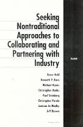 Seeking Nontraditional Approaches to Collaborating and Partnering With Industry