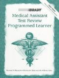 Medical Assistant Test Review Programmed Learner