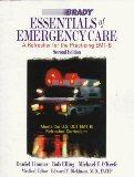 Essentials of Emergency Care (2nd Edition)