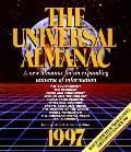 Universal Almanac: 1997 Edition - John W. Wright - Paperback