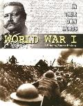 World War I A Primary Source History