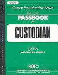 Custodian Passbooks for Career Opportunities