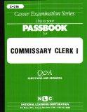 Commissary Clerk 1