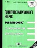 Furniture Maintainer's Helper