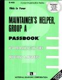 Maintainer's Helper Group A