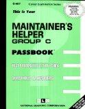 Maintainer's Helper Group C