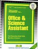 Office & Science Assistant(Passbooks)