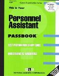 Personnel Assistant/Ces C-577