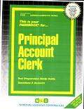 Principal Account Clerk/Ces C-655
