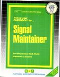 Signal Maintainer