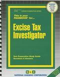 Excise Tax Investigator