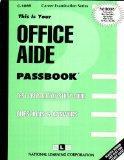 Office Aide(Passbooks) (Career Examination Series, C-1065)