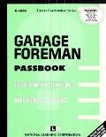 Garage Foreman