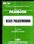 State Policewoman
