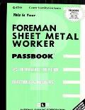Foreman Sheet Metal Worker