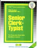 Senior Clerk Typist