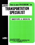 Transportation Specialist
