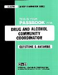 Drug and Alcohol Community Coordinator