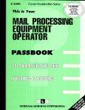 Mail Processing Equipment Operator