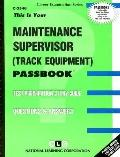 Maintenance Supervisor (Track Equipment)