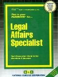 Legal Affairs Specialist