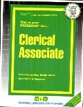 Clerical Associate Passbook: Test Preparation Study Guide