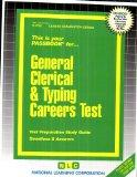 General Clerical and Typing Careers Test