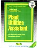 Plant Utilities Assistant