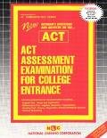Act Assessment Examination for College Entrance (Act